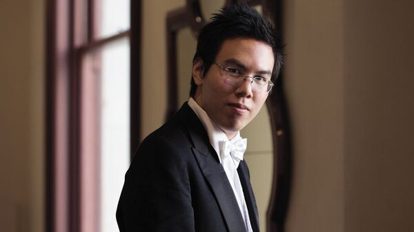 John Chen Plays Mozart