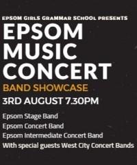 Epsom Music Concert – Band Showcase