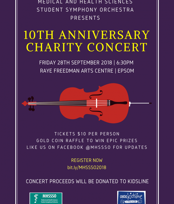 10th Anniversary Charity Concert