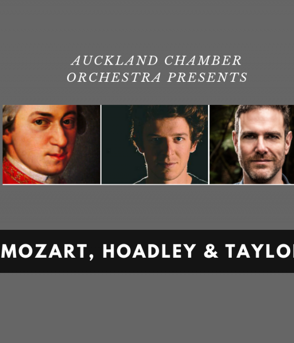 Mozart, Hoadley and Taylor