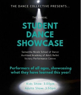 Student Dance Showcase