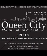 QCBB 40th Anniversary Concert