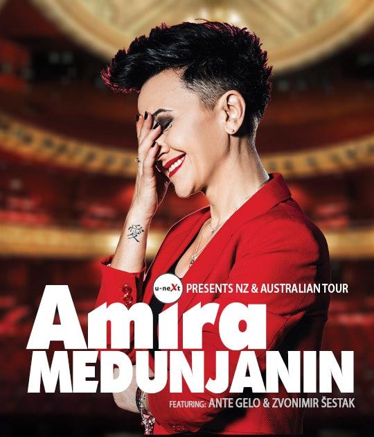 Amira Medunjanin Concert