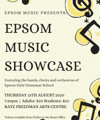 Epsom Music Showcase