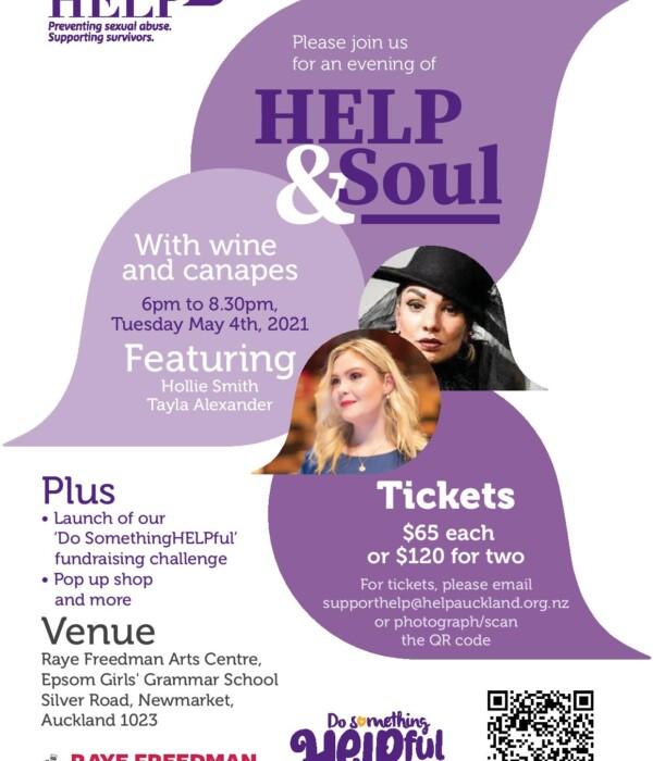 HELP & Soul