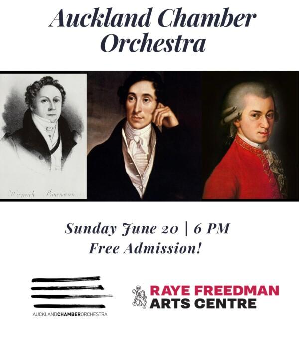 Mozart and Weber Quintets